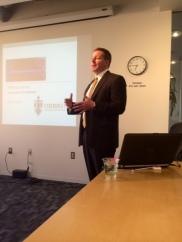 U4D April 2014: CyberSheath CEO Eric Noonan